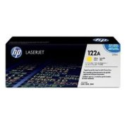 Toner HP Q3962A, yellow  2550