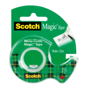 Lepiaca páska Scotch Magic 19mmx7,5m s dispenzorom