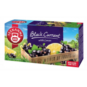 Čaj TEEKANNE ovocný Black Currant with lemon 50g